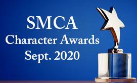 SMCA September 2020 Character Awards