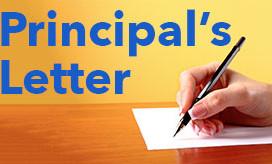 Principal's Letter