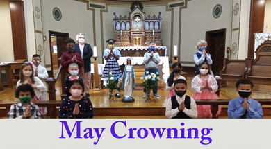 May Crowning Ceremony