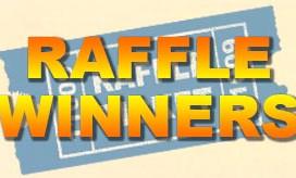 Super Raffle Winners!