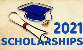 SMCA Class of 2021 Scholarships & Awards