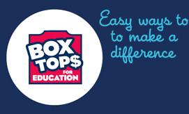 Box Tops for SMCA