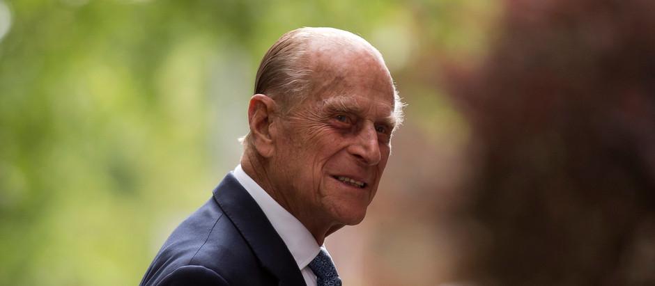 HRH The Duke of Edinburgh                  Rest in Peace and Rise in Glory