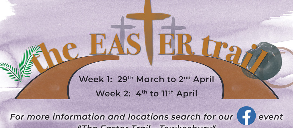 Week 2 of the Easter Trail for the less able now on stream!