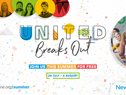 Join us for United Breaks Out
