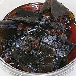 北上川蜆と昆布の佃煮