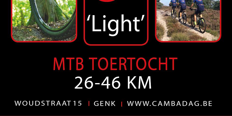 Camba MTB-Toertocht 'Light'