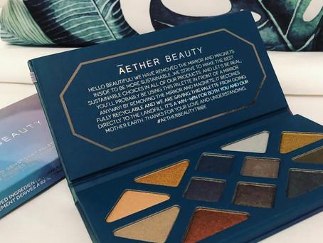 Āether Beauty eyeshadow