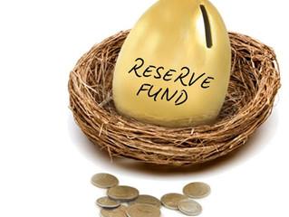 Nonprofit Operating Reserves