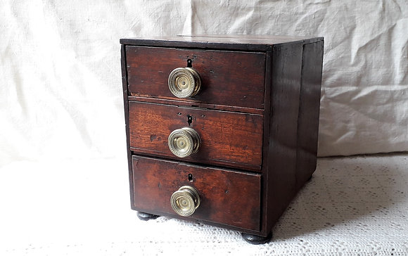 Antique Desk-Top Drawers