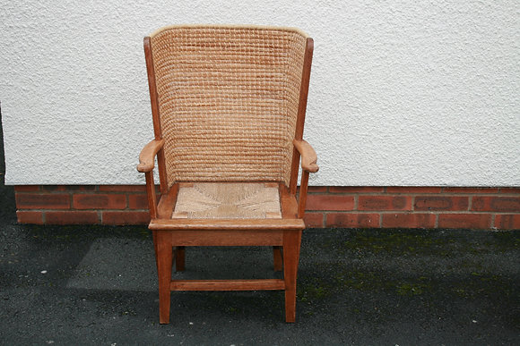 20th c Ladies Orkney Chair