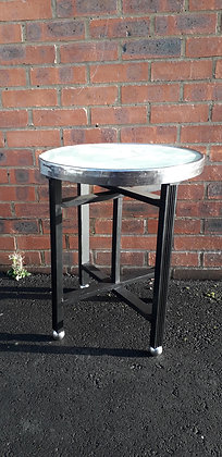 Art Deco Folding Side Table