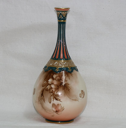 James Hadley Baluster Vase