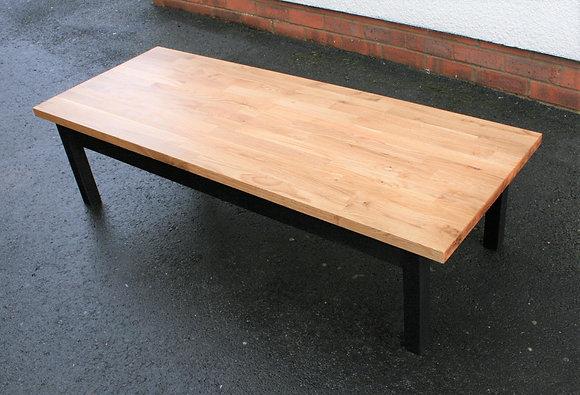 New Handmade Oak Coffee Table