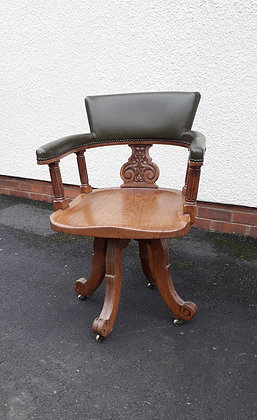 Waring & Gillows Captain's Chair