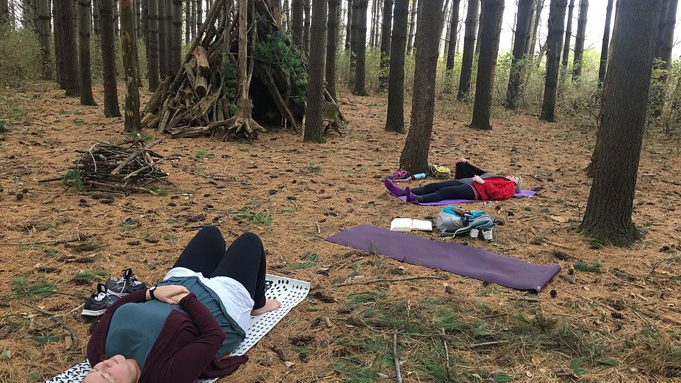 Private Adventure Yoga and Meditation