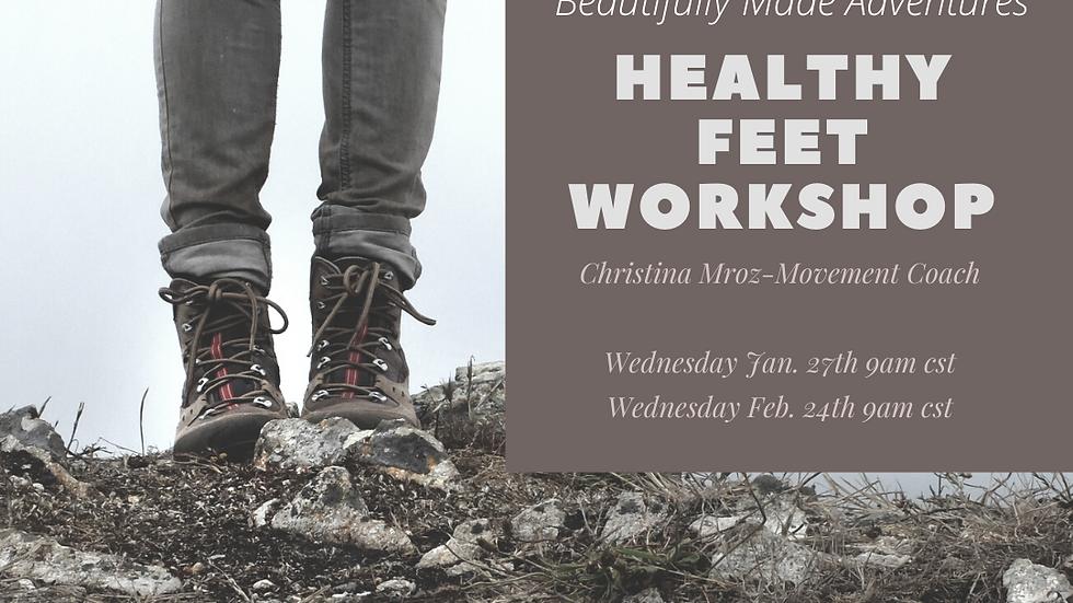 Healthy Feet Workshop