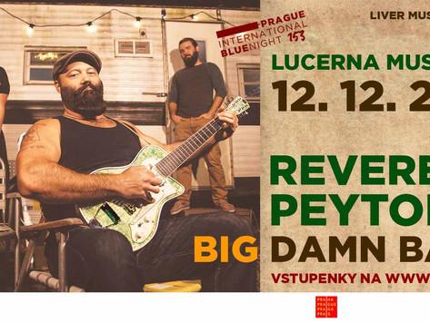 The Reverend Peyton's Big Damn Band / US – 12. 12. 2021