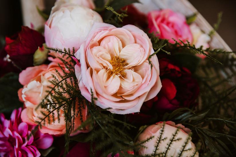Weddig florist melbourne silk artificial flowers