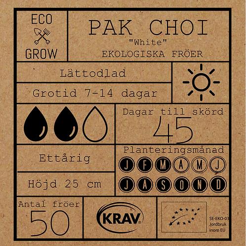 """Kål """"Pak Choi White"""""""