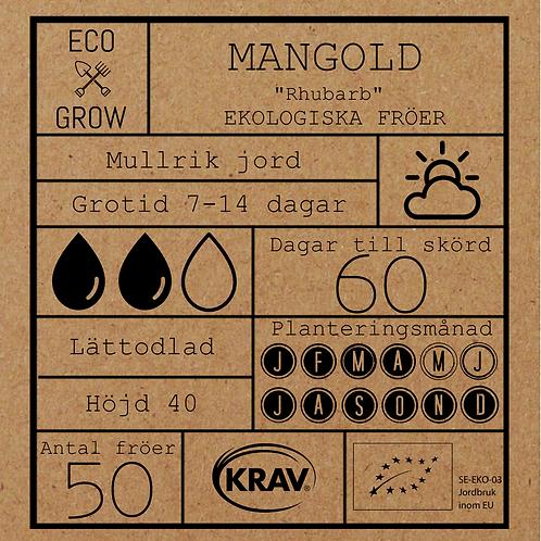 "Mangold ""Rhubab"""