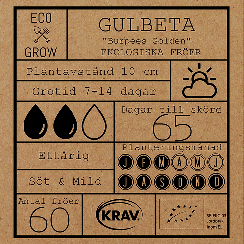 """Gulbeta """"Burpees Golden"""""""