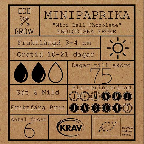 """Paprika """"Mini Bell Chocholate"""""""
