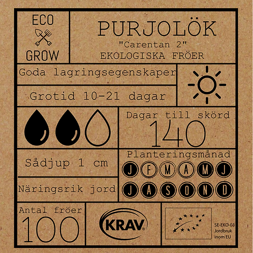 "Purjolök ""Carentan 2"""