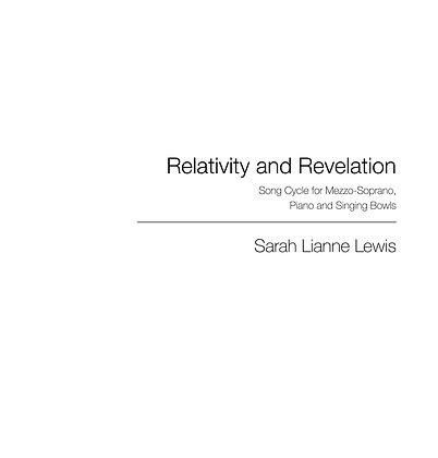 Relativity and Revelation [Soprano, Piano & Tibetan Bowls]