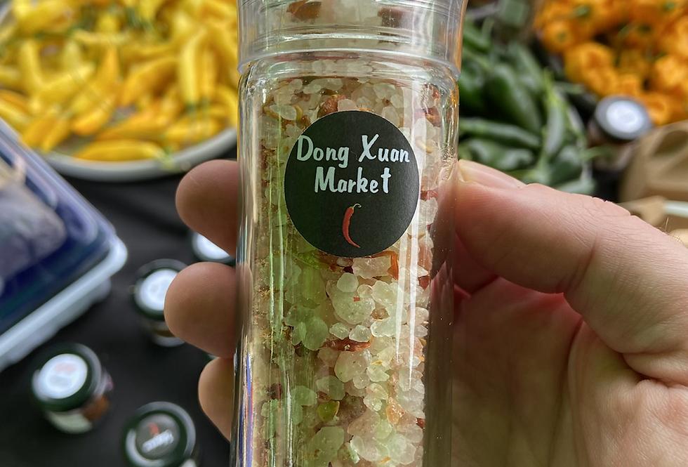 Dong Xuan Market Salt Grinder