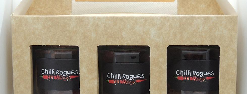 Whole Dried Chillis