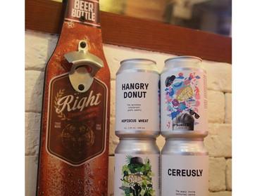 【啤酒配漢堡】Heroes Craft Beer