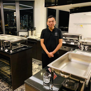 Chef-in Service