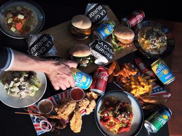 【漢堡到會】滋味10人餐 Burger Catering for 10🍔🍟