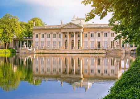 Centro Histórico + Parque Łazienki