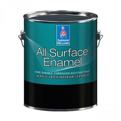 All Surface Enamel Satin