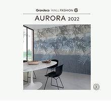 Коллекция обоев Aurora 2022 Grandeco