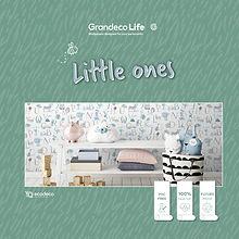 "LITTLE ONES GRANDECO, магазин ""Обои европейских производителей"" #zakazoboev"