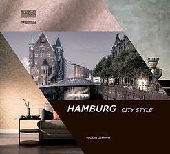 Обои Марбург, коллекция обоев Hamburg city style