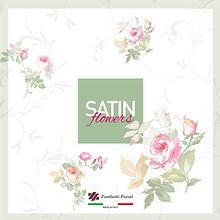 """Коллекция обоев Satin Flowers 3 в магазине """"Обои европейскиз производителей"""" @zakazoboev"""