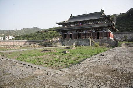 yuxu temple