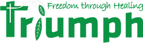 triumph: Freedom through Healing - logo