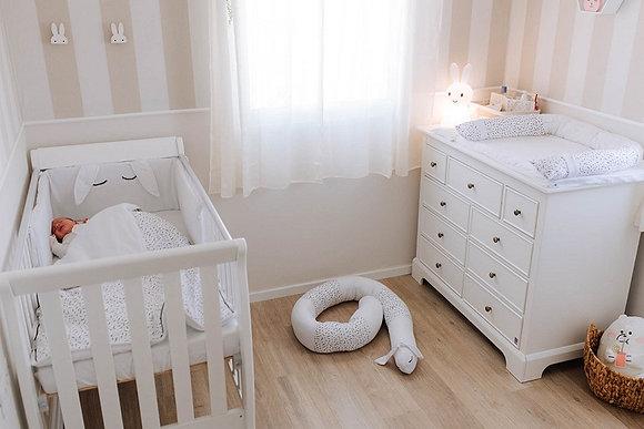 חבילת לידה לחדר - קונפטי
