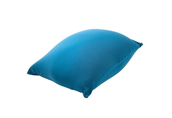 """פוף כחול רויאל 80\110 ס""""מ"""