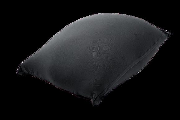 """פוף אפור כהה - 85\125 ס""""מ - לארג'"""