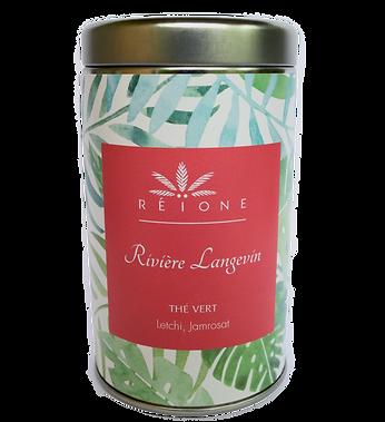 Thé vert Rivière Langevin Réïone