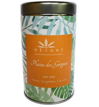 Thé vert Plaine de Réïone Grègues