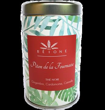 Thé noir Piton de la Fournaise Réïone