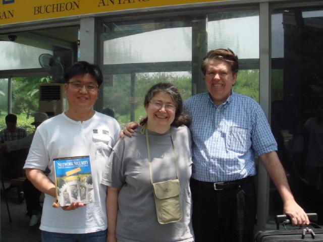 with Radia Perlman