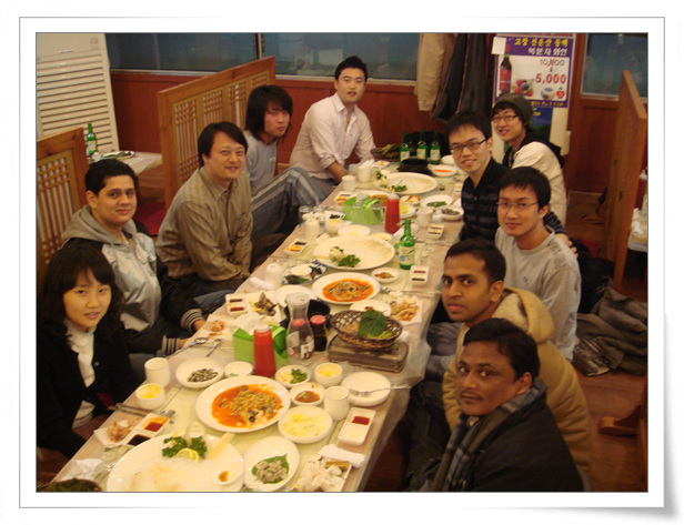 Year-end party